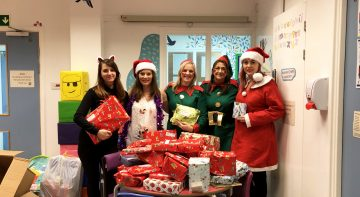 AI Global Media Helps to Bring Some Festive Cheer!